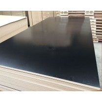 Black Coated Melamine MDf Board