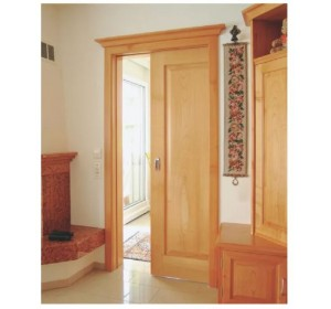 POCKET SLIDING DOOR SYSTEM w SOFTMASTER ALU 80-A