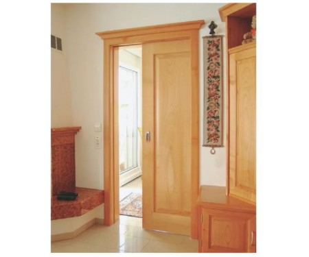POCKET SLIDING DOOR SYSTEM w SOFTMASTER ALU 80-A