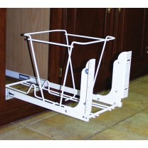 Door Mount Kit for Wire Waste Containers