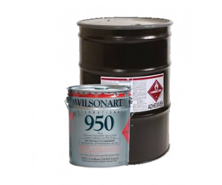 WA 950 Flatwork Spray Grade Contact Adhesive