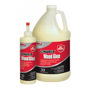 Yellow Woodworking  Glue