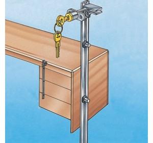 3 Drawer Locking System