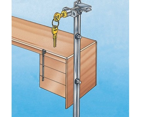 3 Drawer Locking System