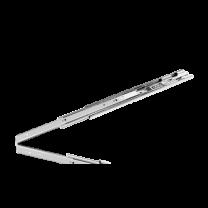 AE52 Kingslide Silent soft Closing Heavy Duty Slide 120lbs