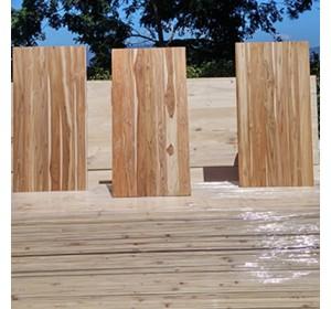 Teak Edge Glue Panel Boards