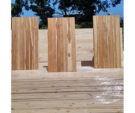 Teak Edge Glue Panel Boards