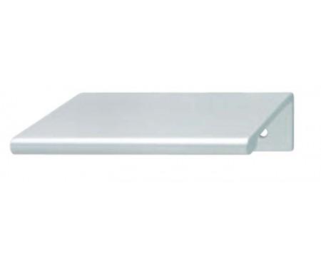 124.02.210 Aluminum chrome polished handle