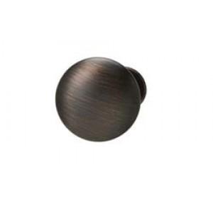 134.06.101 Satin Bronze Copper knob