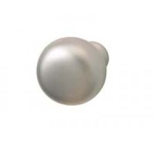 134.41.401 Steel Matt Chrome Knob