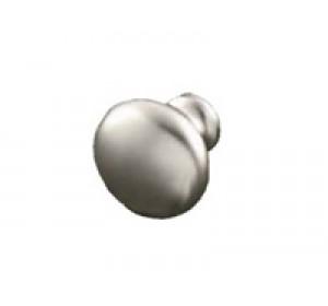 134.41.601 Steel Matt Nickel Knob