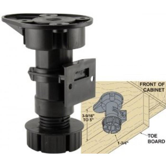 Adjustable Kitchen Cabinet Legs: Base Cabinet Leveler