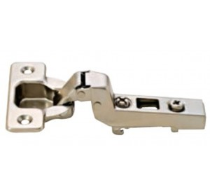315.07.002 Half Overlay Concealed Hinge For Frame-Less Cabinets Clip on