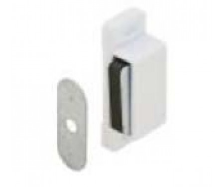 Magnetic Catch White