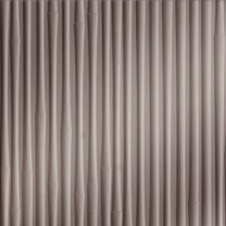 Brushed Nickel Bamboo