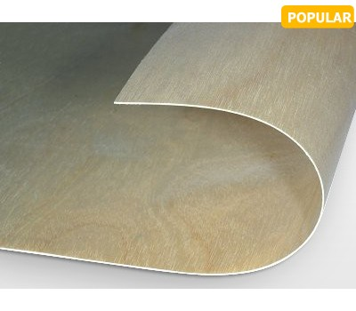 Bendable Plywood