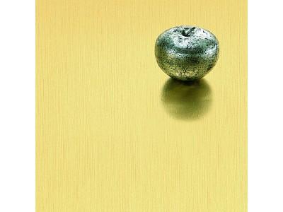 Brushed Light Brass Aluminum Gold