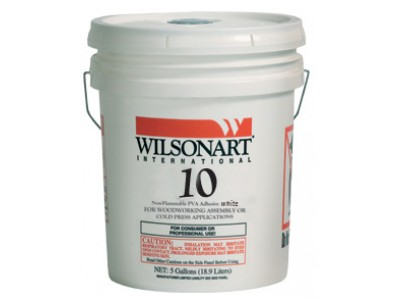 WA 10 PVA White Assembly and Cold Press Adhesive