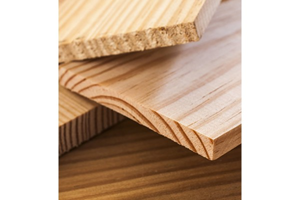 Pine Edge Glue Panel Boards