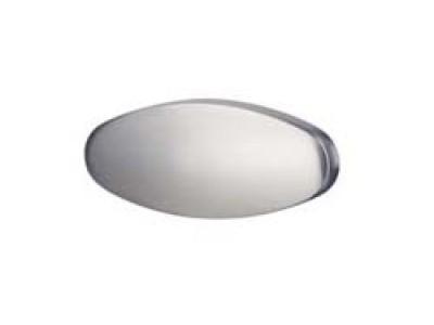 Zinc Brushed Nickel Knob 109.73.600