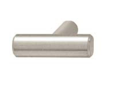 Stainless Steel Look Knob