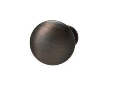 Satin Bronze Copper knob