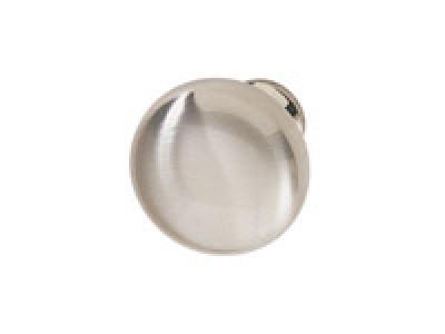 Zinc Stainless Steel look knob 134.45.602